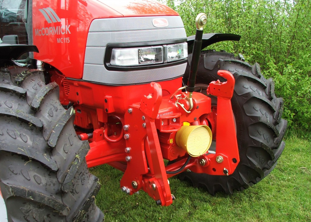 mccormick frontlink inc tractor front hitch and pto systems mc115