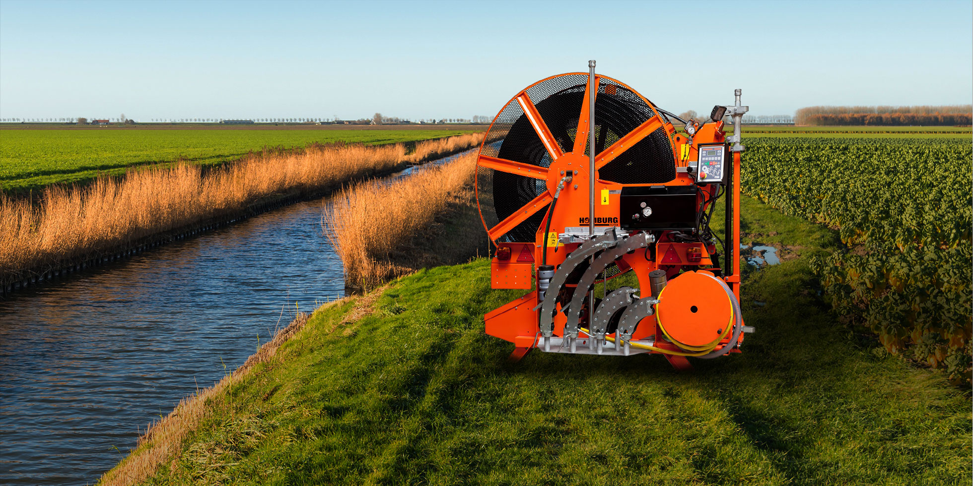 Frontlink Homburg Drain Cleaning Systems