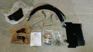 Front Hitch Scissor Suspension Kit for CaseIH Magnum 235-340 iT4a