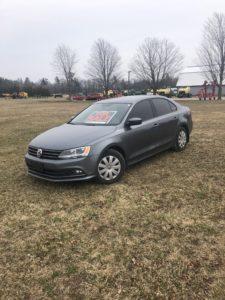2017 VW Jetta TSi 115,396kms