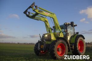 Zuidberg Front Linkage for Class Arion 400 Series