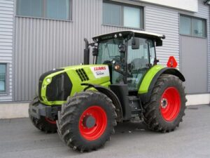 New Front Linkage for Claas Arion 600-Serie (Tier 4 Final)