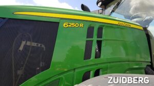 Zuidberg Front Hitch for John Deere 6R Series