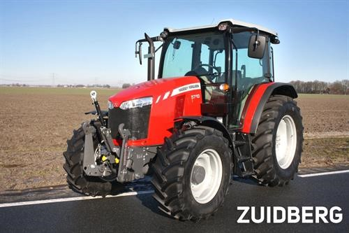 Zuidberg Front Linkage for Massey Ferguson 5700 M Dyna-4 Series Stage 5