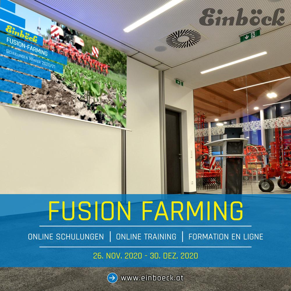Einbock Fusion Farming - Online Training