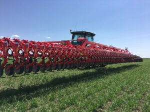 2017 Einbock 60' Chopstar Inter-Row Crop Cultivator with HD Camera Guidance System