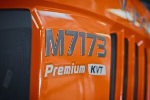 New Frontline System for Kubota M7003 - Series - Frontlink