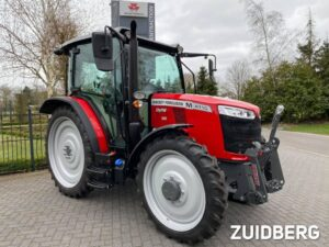 New Frontline System for Massey Ferguson 4700 M (Stage 5) - Frontlink