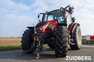 New Frontline System for Valtra G - Series (Stage 5) - Frontlink