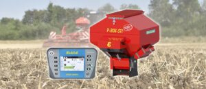 Seed Drill with Einbock Controls