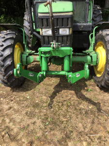 Zuidberg 35kn Front Linkage fits JD 6100-6410