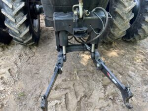 2018 Zuidberg 50kn Front Hitch