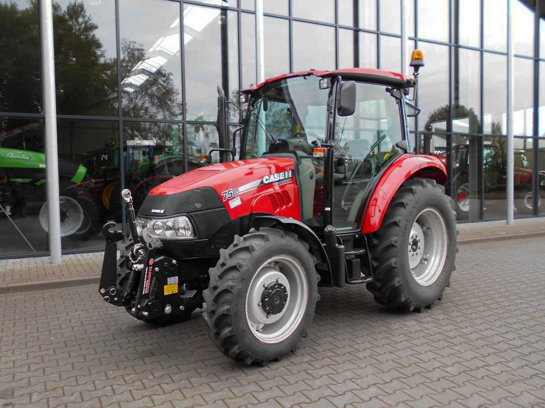 New Frontline System for Case FARMALL C (Stage 5) - Frontlink