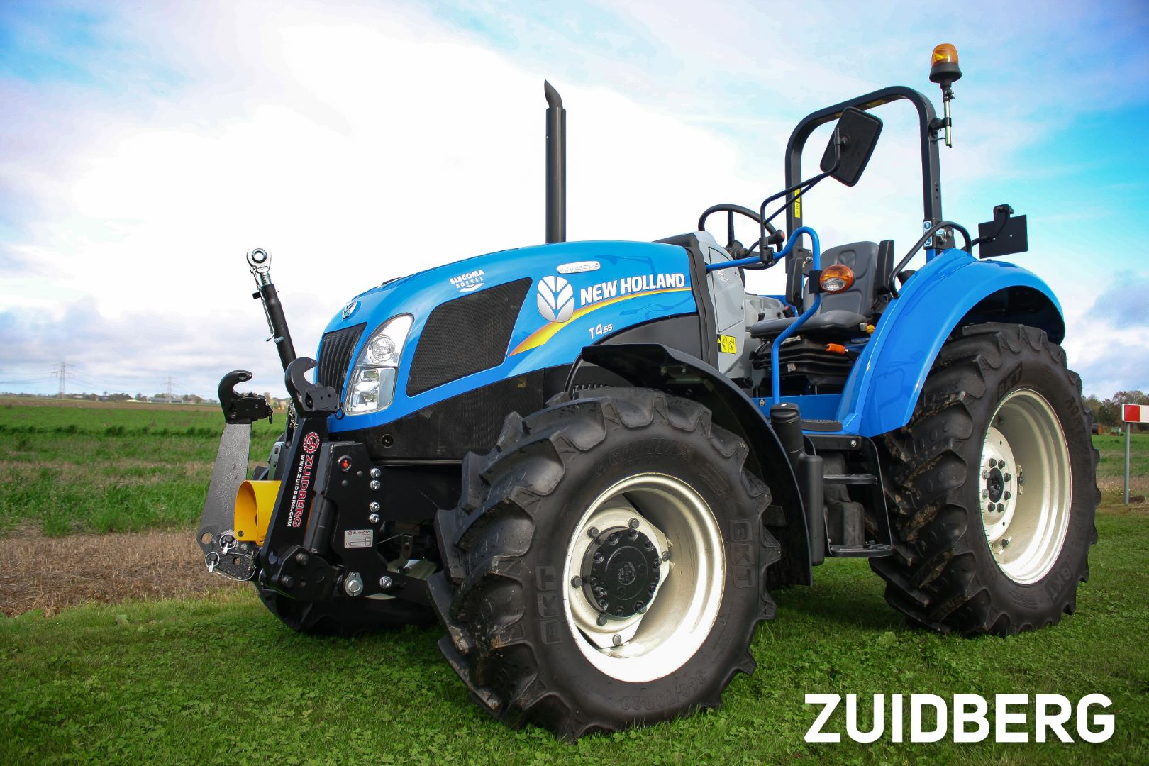 New Frontline System for New Holland T4S - series (Stage 5) (POWERSTAR) - Frontlink