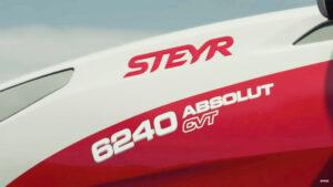 New Frontline System for Steyr ABSOLUT CVT (Stage 5) - Frontlink