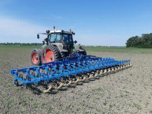 2019 Carre 18R20 Interrow Crop Cultivator