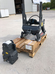 Zuidberg Integrated Front Hitch/PTO for Kubota M7.131-M7.172